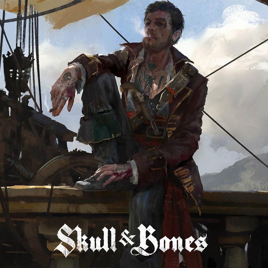 Skull and Bones - mood pieces E3 2018