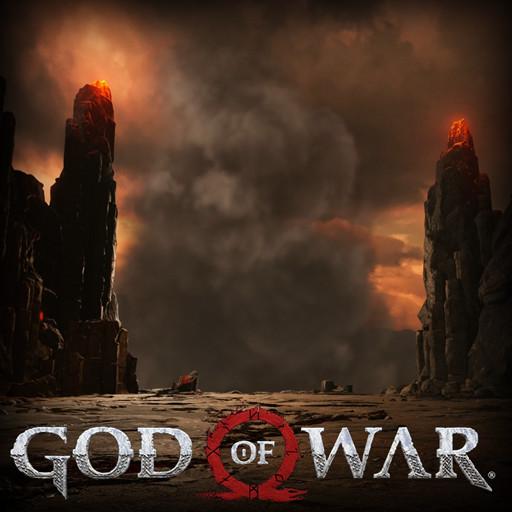 Muspelheim from God of War