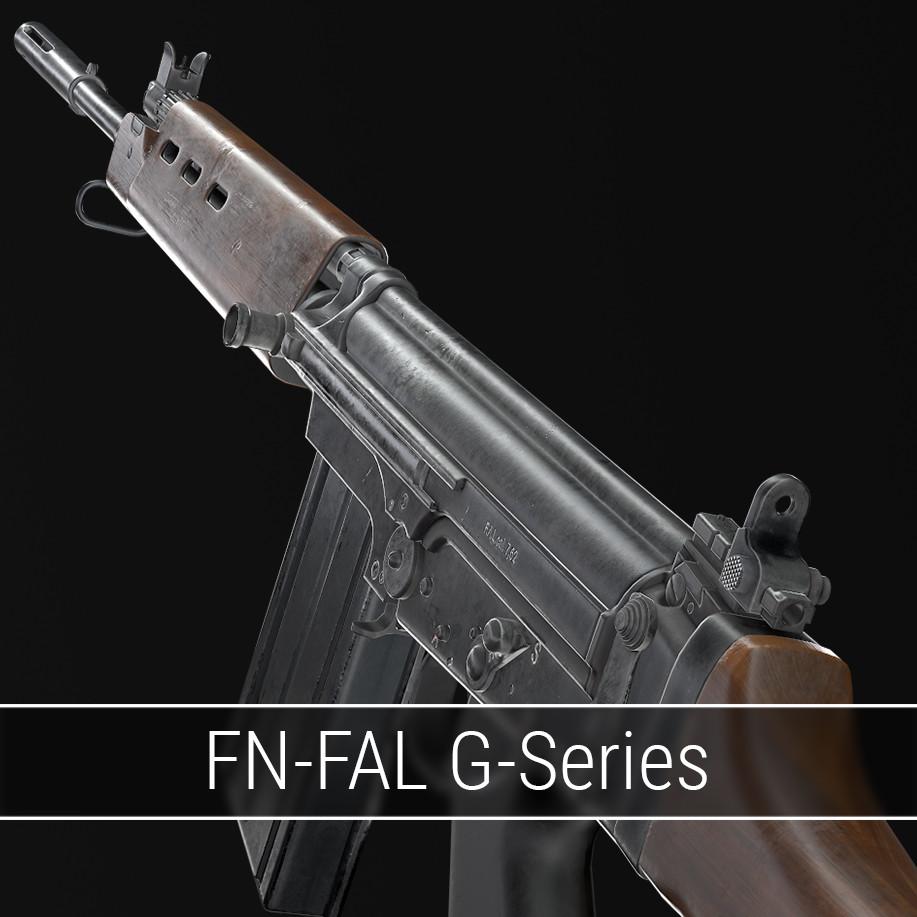 FN-FAL G-Series