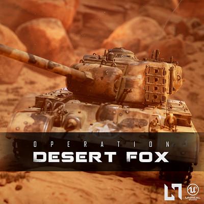 Nikolaos kaltsogiannis the desert thubnail 01