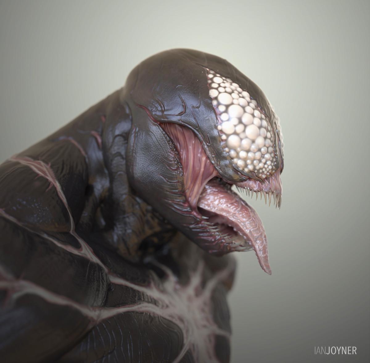 Venom Fan Art - *Ongoing Updates*