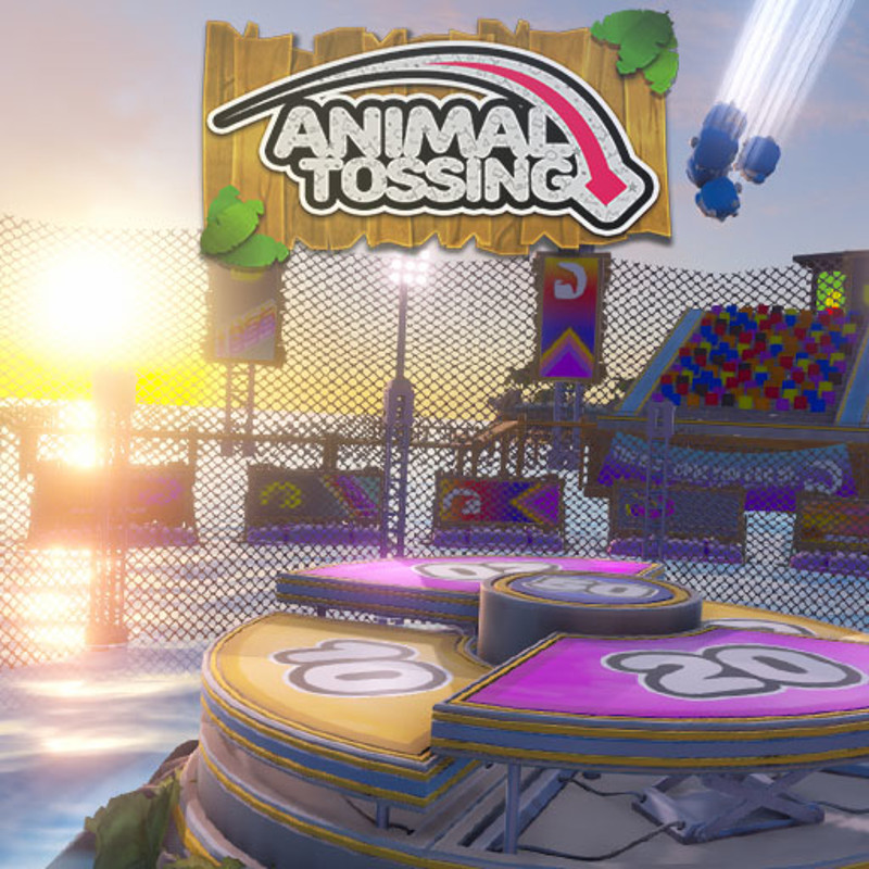 Animal Tossing - Environment