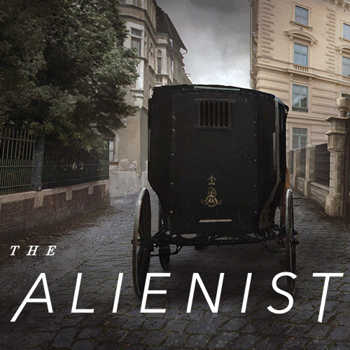 The Alienist - J.P. Morgan, Set Design