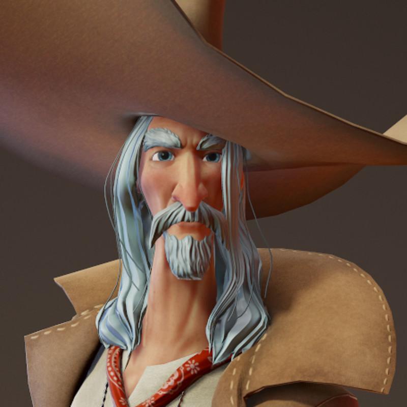 Isaac - Gunslinger