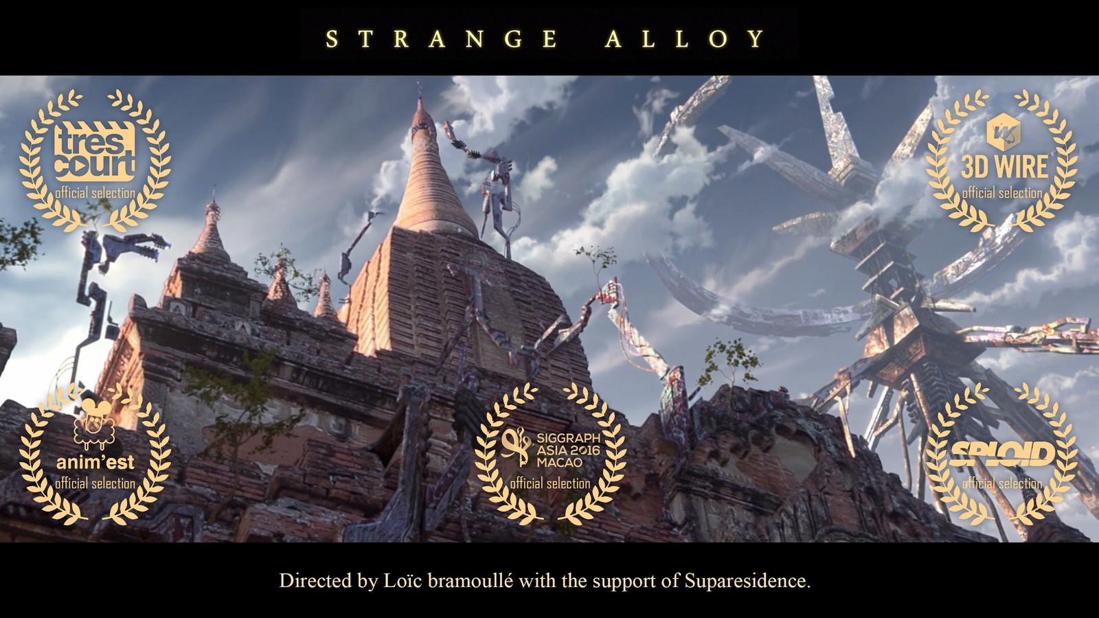 Strange alloy - indy short film