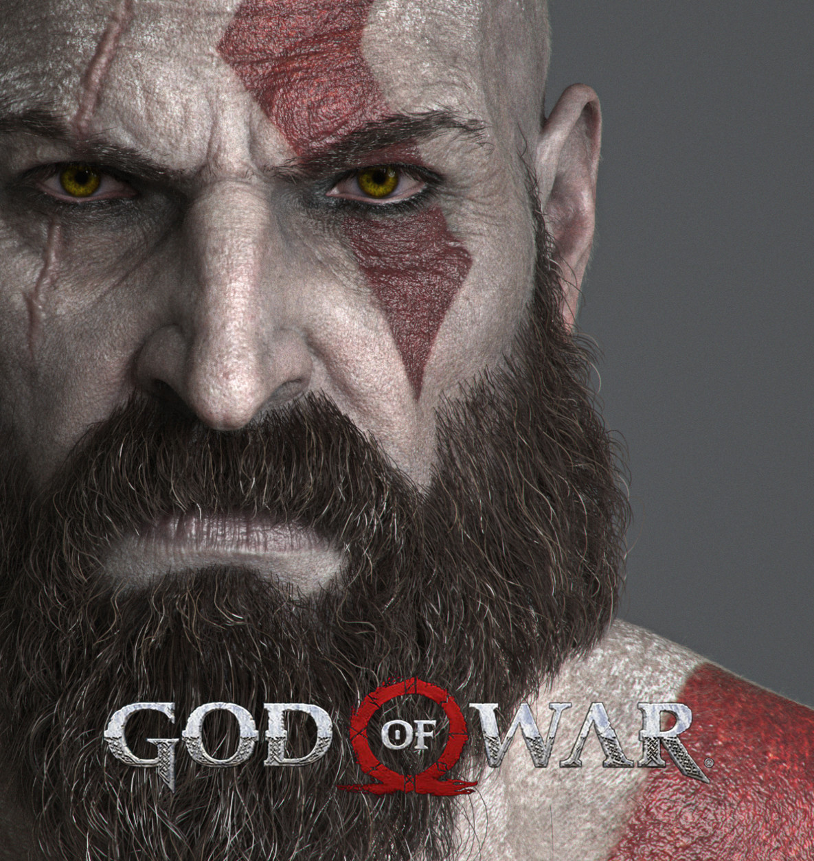 God of War (PS4) TV commercial - Kratos