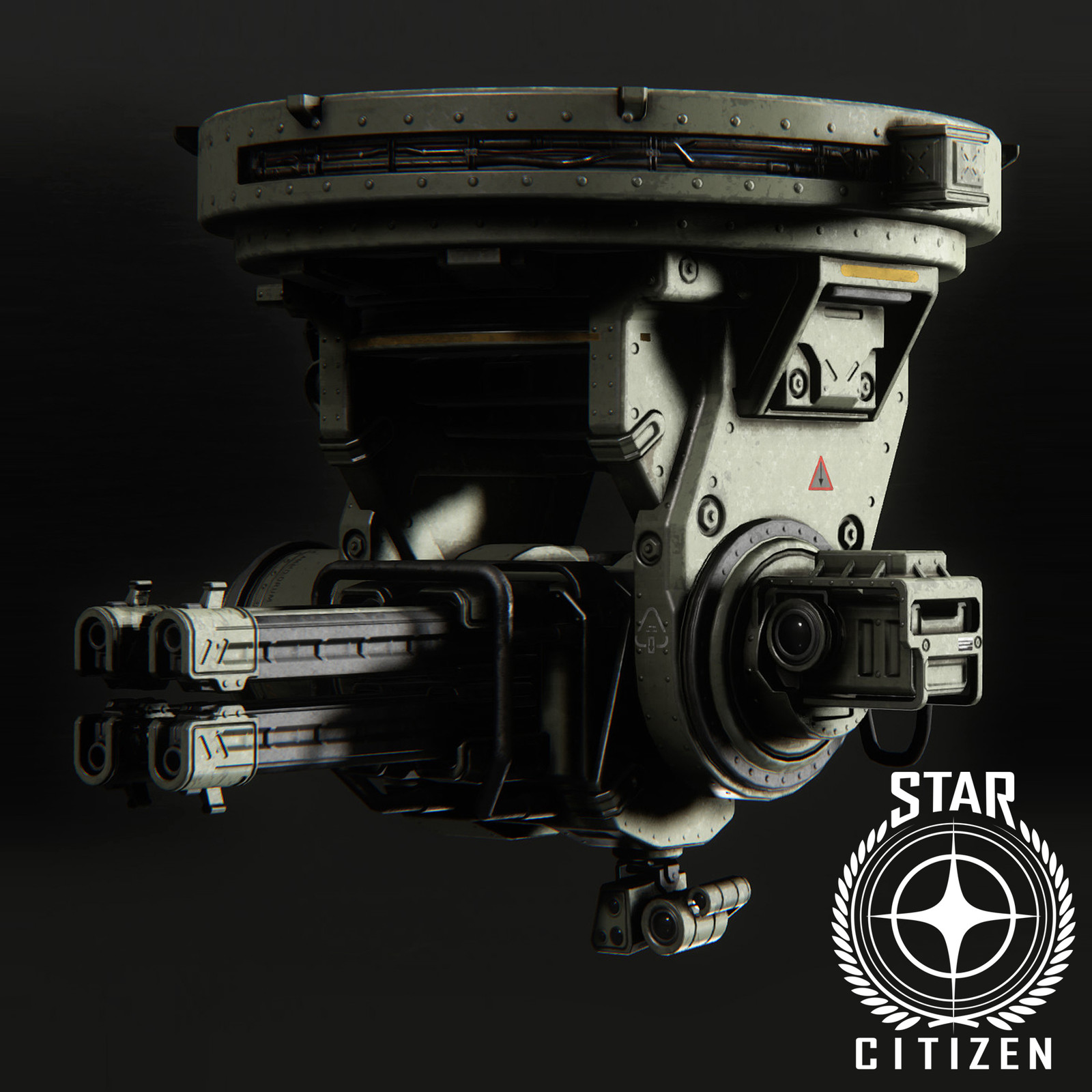 Star Citizen Security Turret
