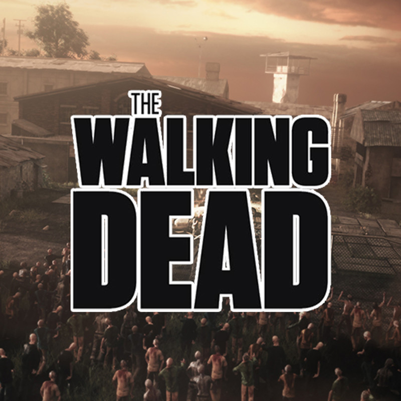 The walking dead - Trailer project