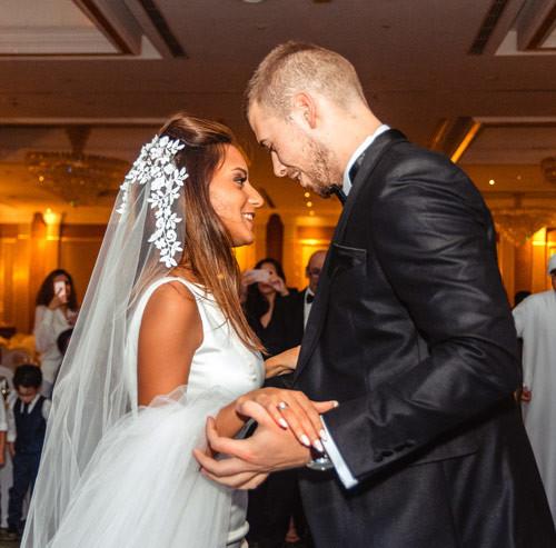 YUSRAF WEDDING