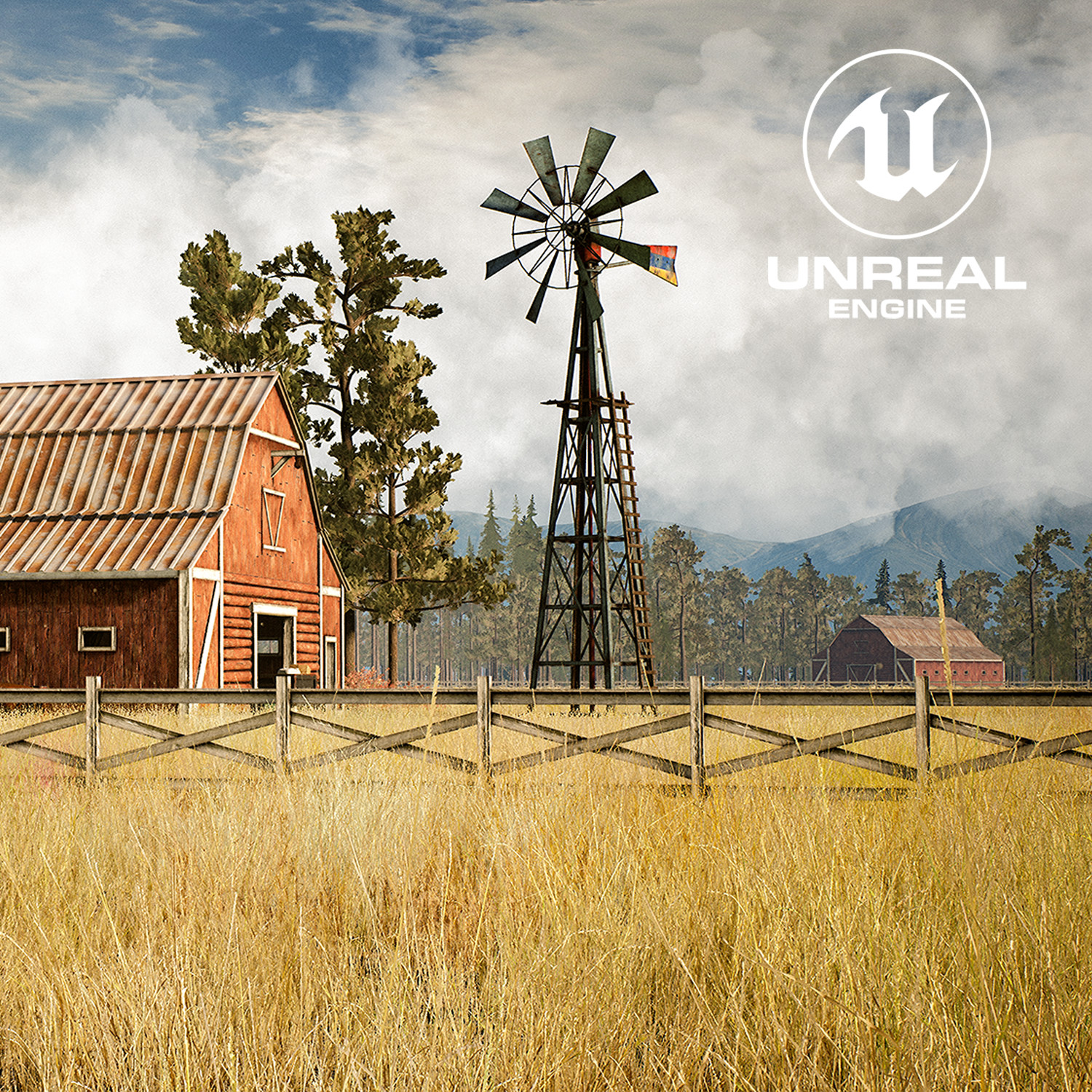 Artstation Far Cry 5 In Unreal Engine Tigran Shirvanyan