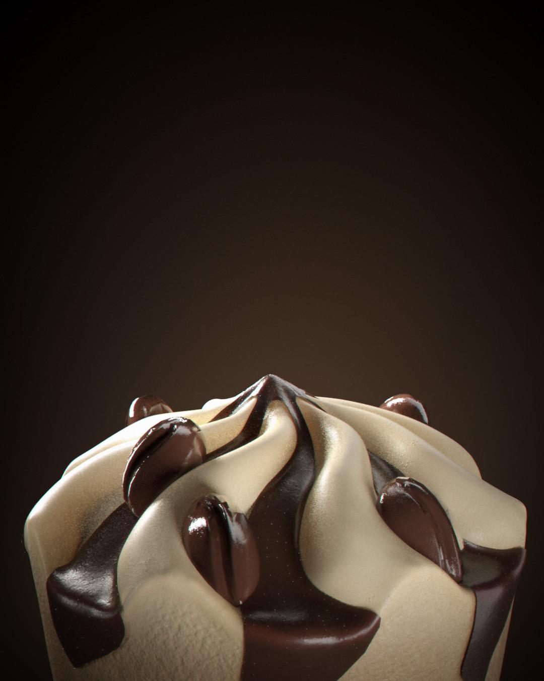 Cono Coppa del Nonno Ice Cream