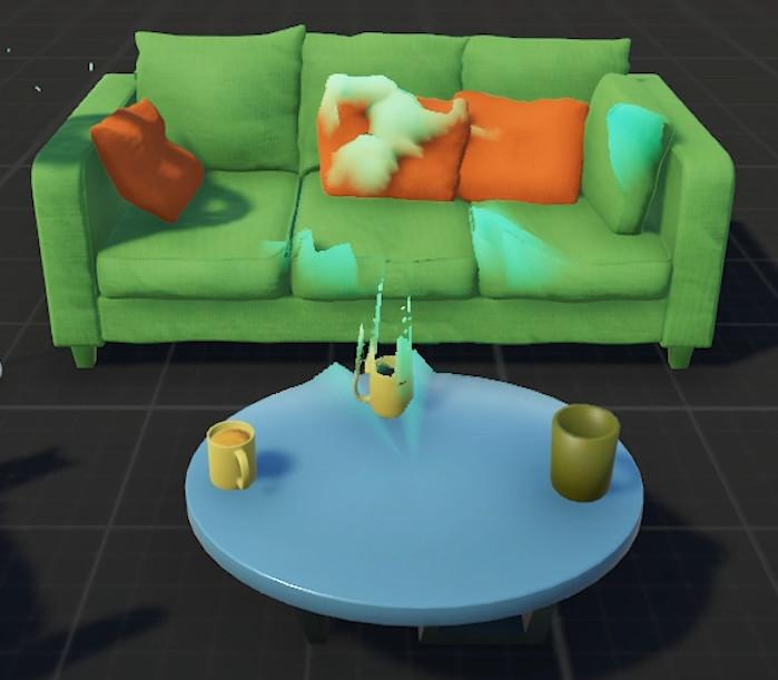 Furniture colorizer