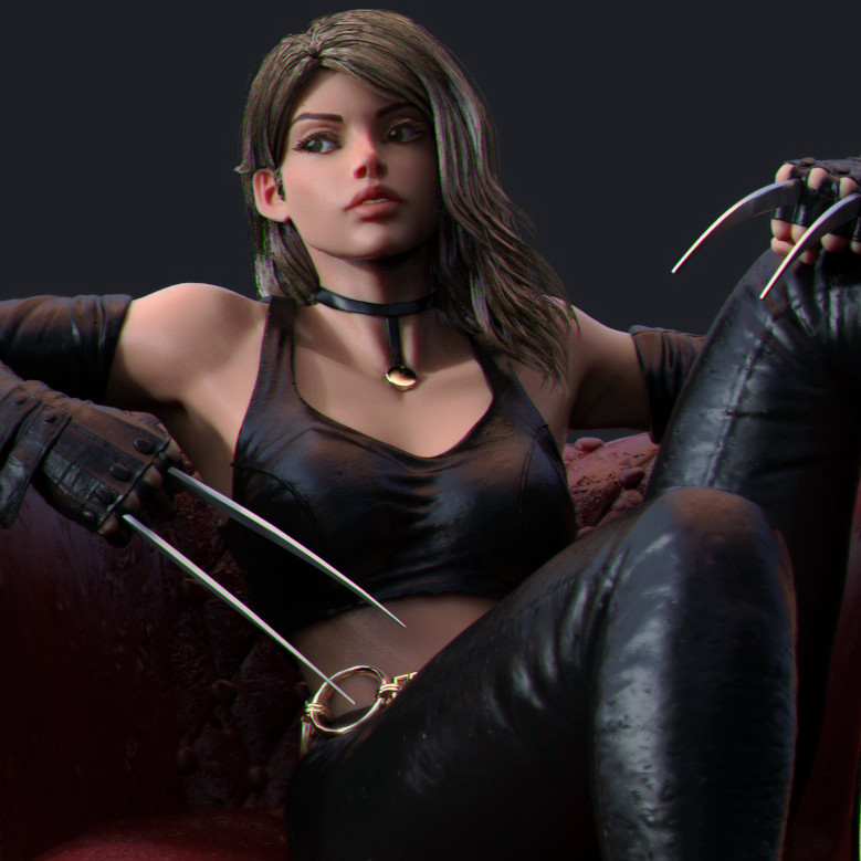 Claws : X-23
