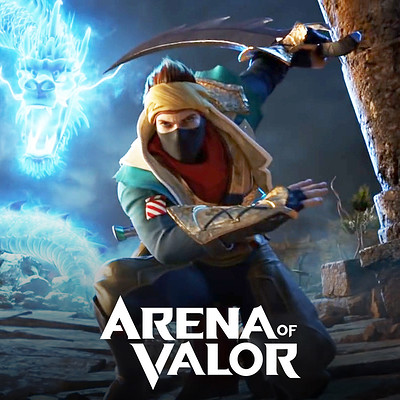 Andrew averkin arena of valor
