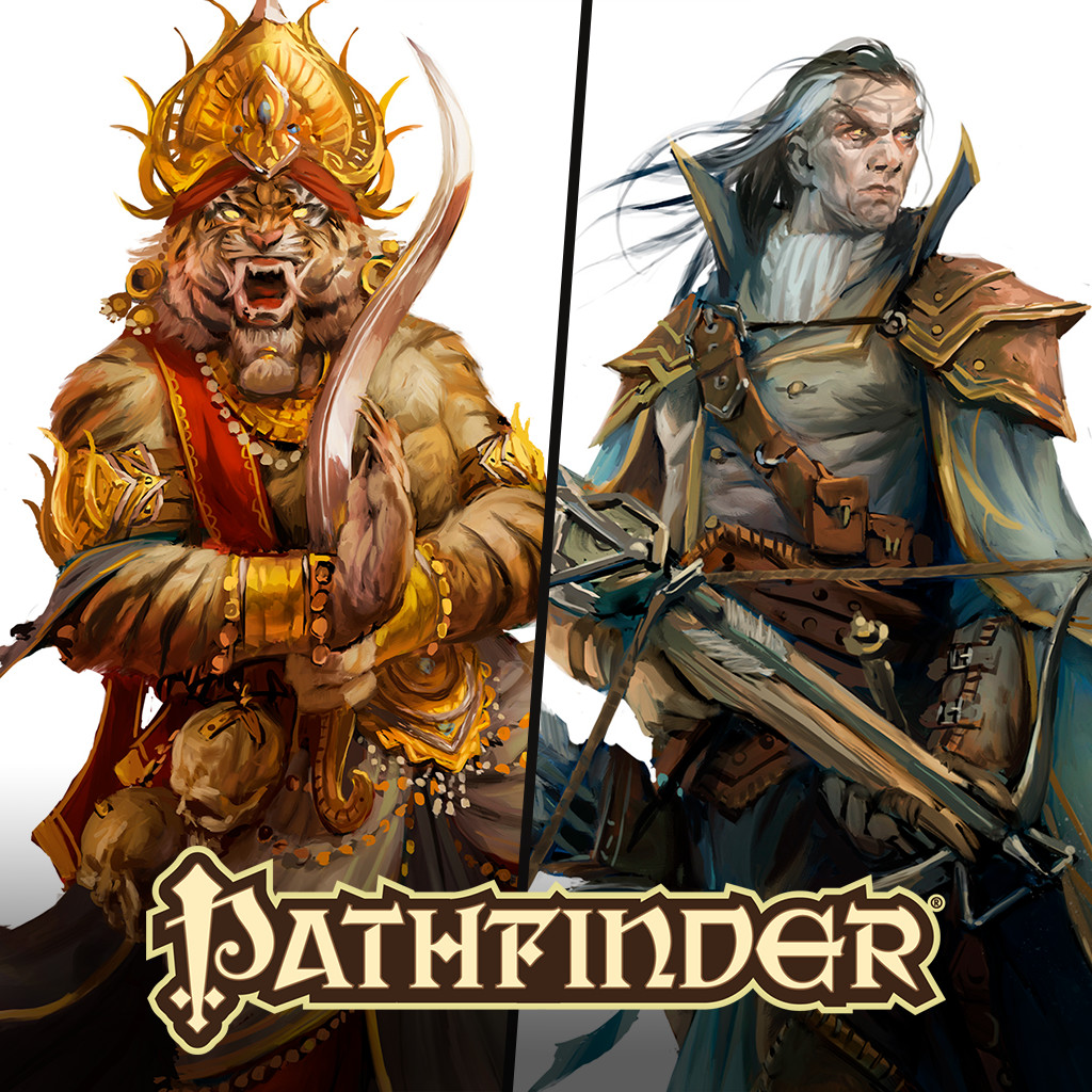 Pathfinder Mythic Adventures' Characters