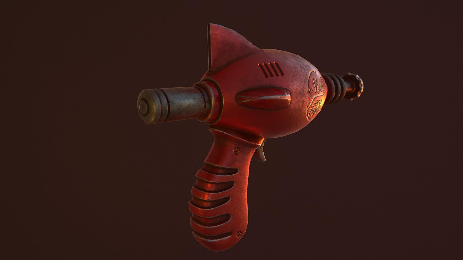 Nuka Cola Gun
