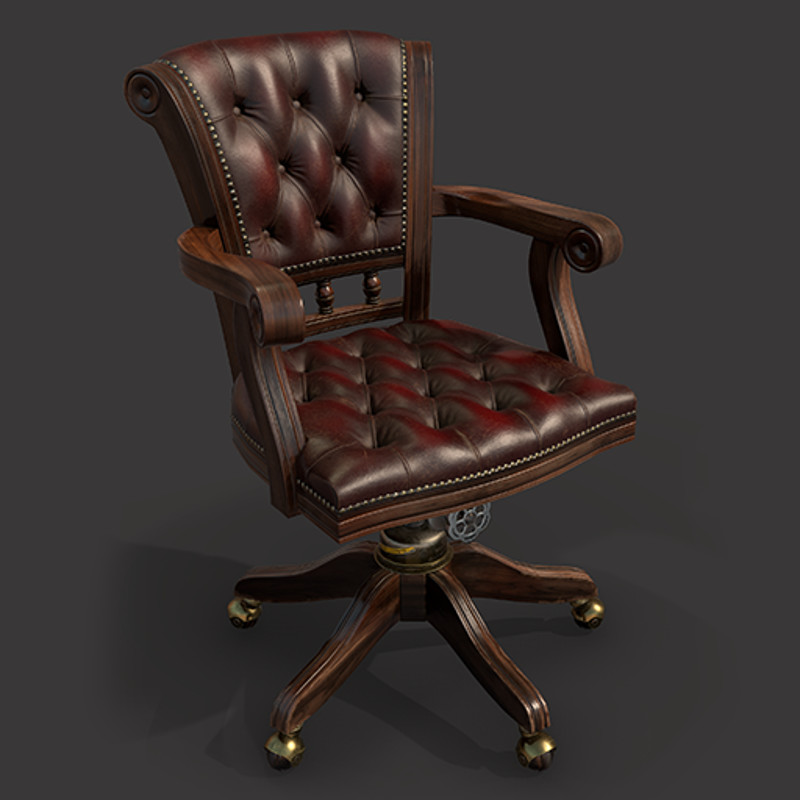 Captain's Chair