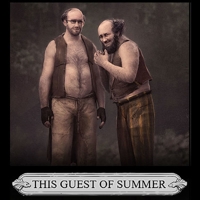This Guest of Summer