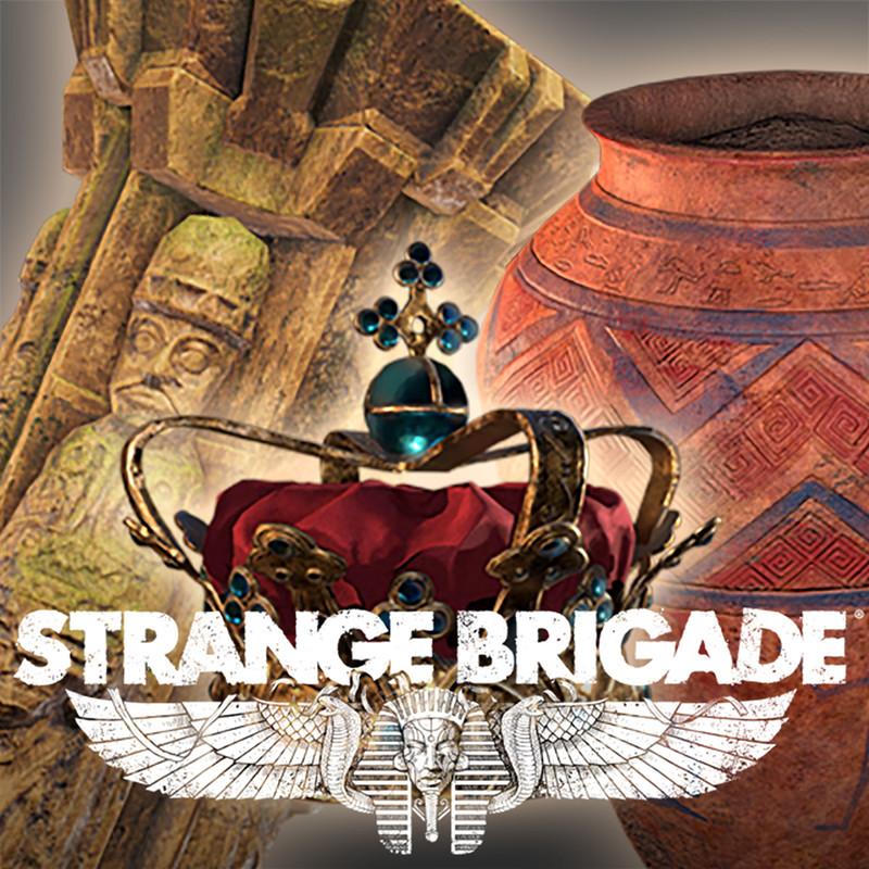 Strange Brigade Props