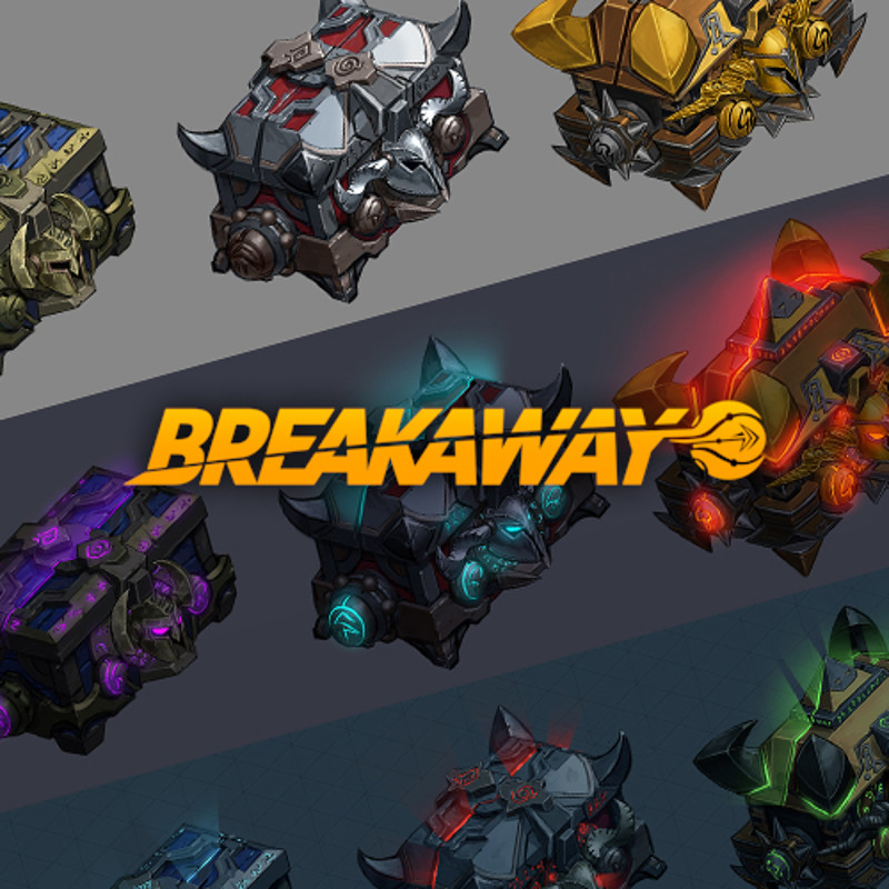 Breakaway - Chest design