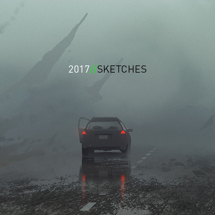 30 minute sketches 2017
