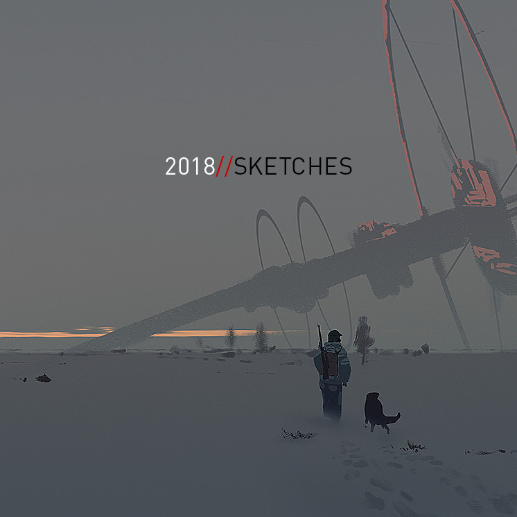 30 minute sketches 2018