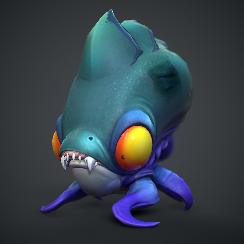 Creature Box Aquatic Monster