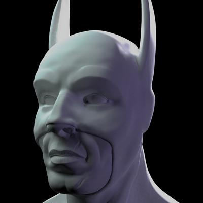 Joseph buehrer joseph buehrer batman bust