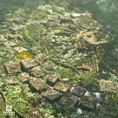 Forest Cobblestone