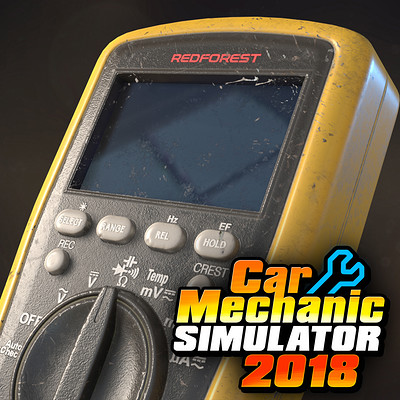 Car Mechanic Simulator 2018 - Tools