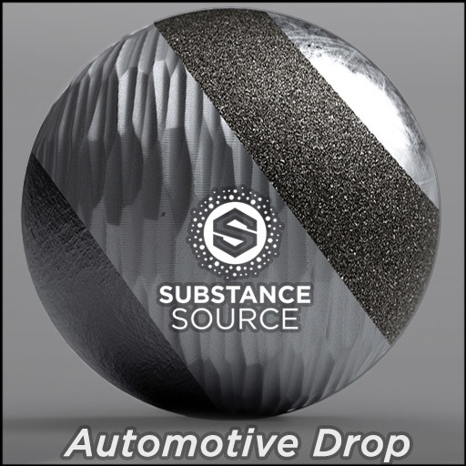 ArtStation - Substance Source / Work Material, Stephane Fontaine