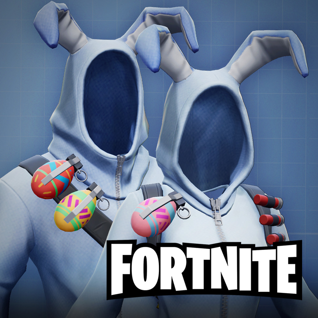Fortnite Battle Royal - Easter Skins
