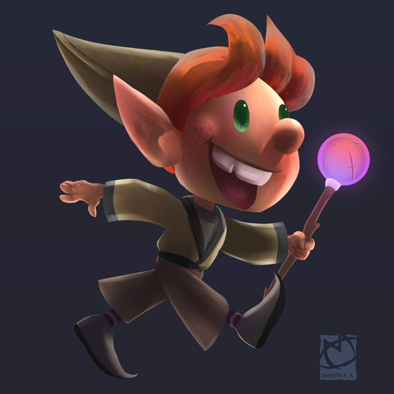 Elf Animations