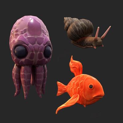 Philip hogg creatures