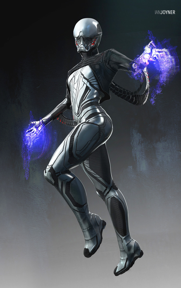 Ant-Man and The Wasp: Ghost Early Design