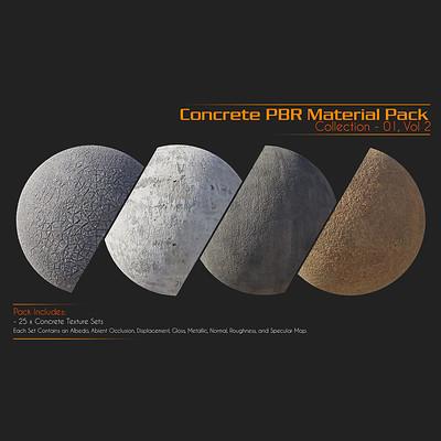 Jordan waka concrete collection 01 vol 02 artstation