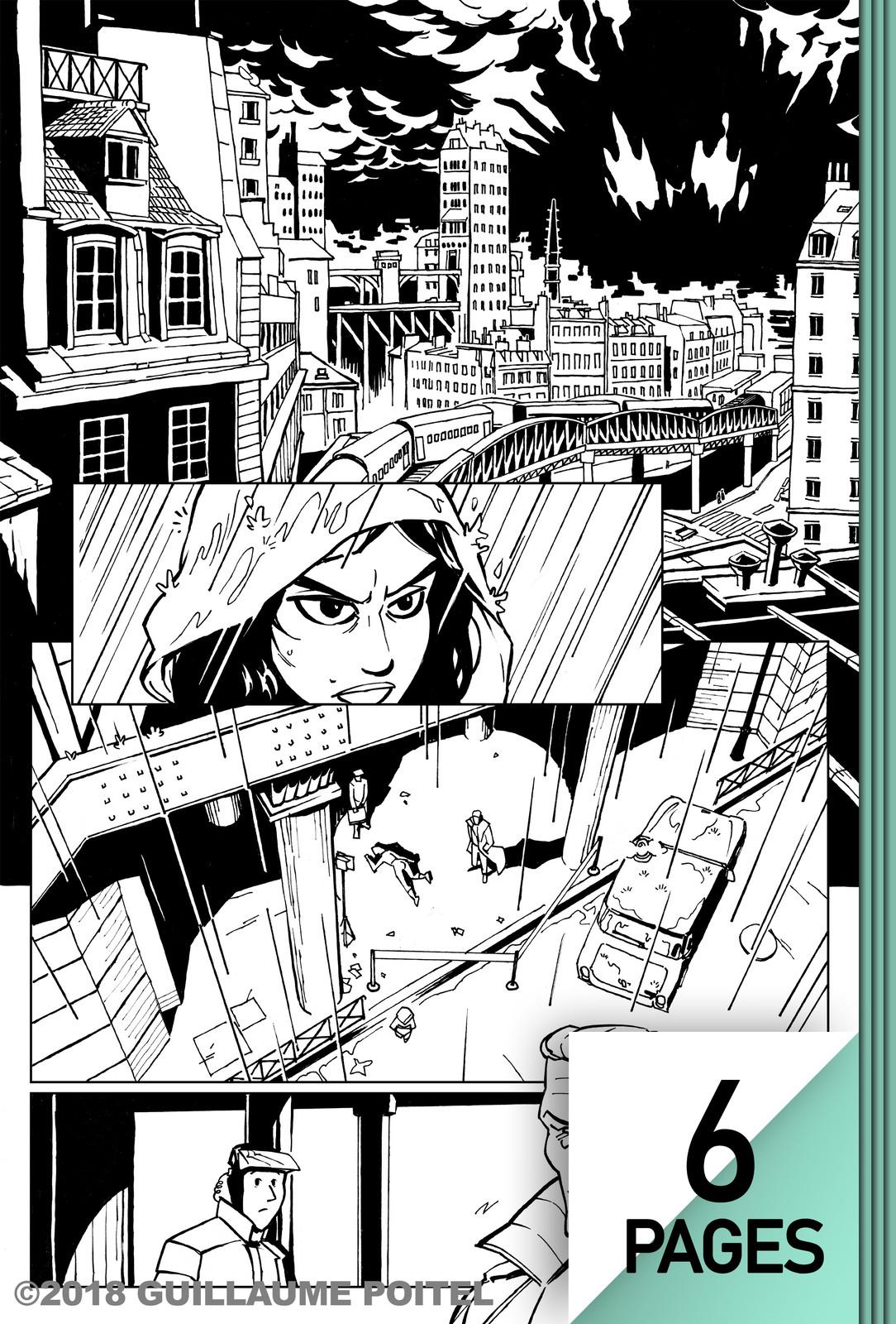 Shader #1 (Comic)