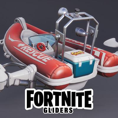 Mark van haitsma fortnite icon gliders