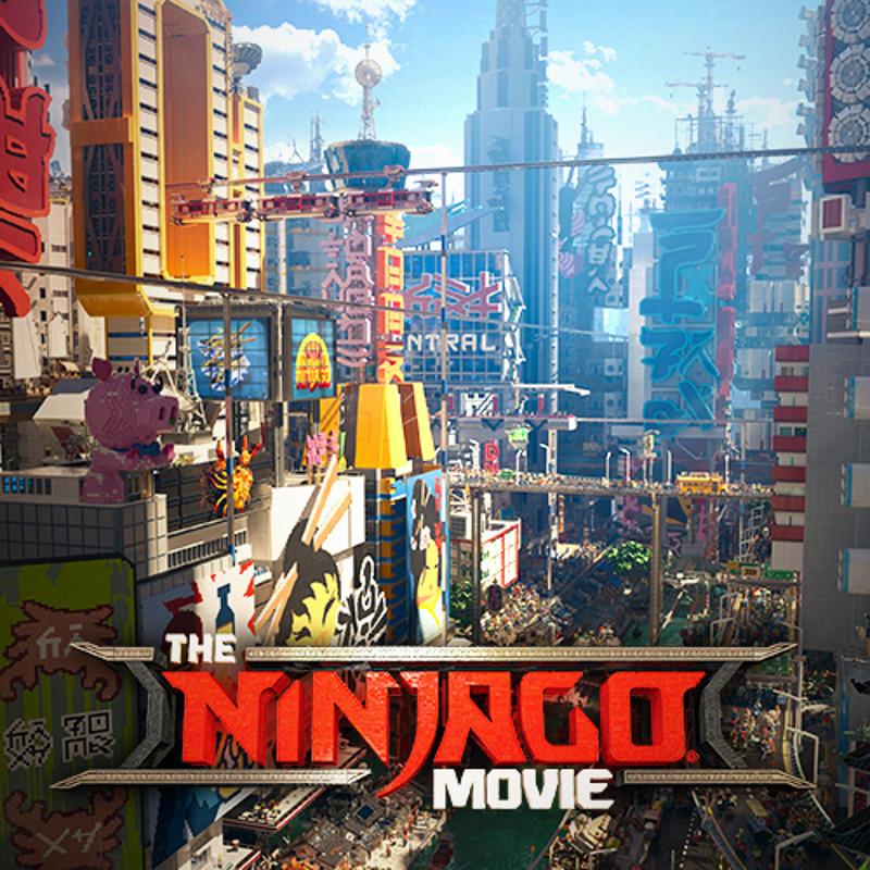 Ninjago city