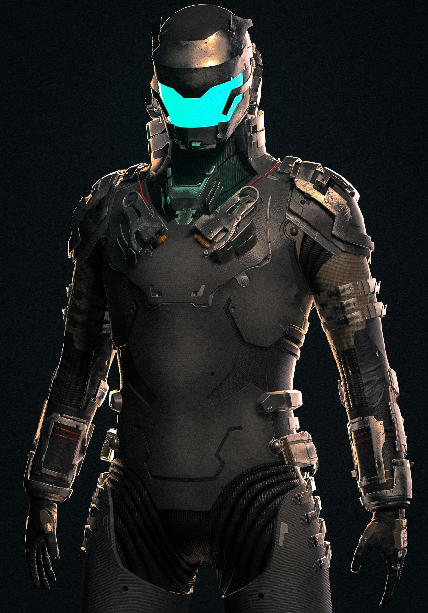 Dead Space Rig