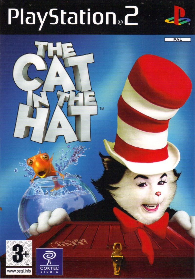 The Cat In The Hat [Trailer] (Sony Playstation 2)
