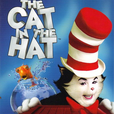Colin morrison 283745 dr seuss the cat in the hat playstation 2 front cover