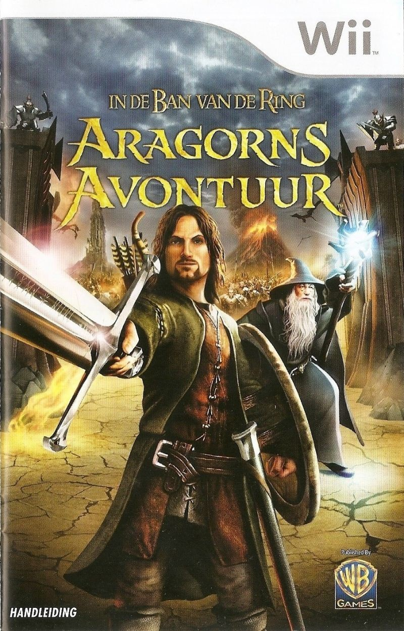 Lord of the Rings: Aragorn's Quest Trailer Wii/PS3