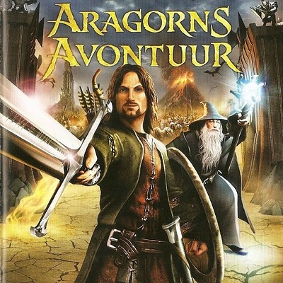 Colin morrison 367774 the lord of the rings aragorn s quest wii manual