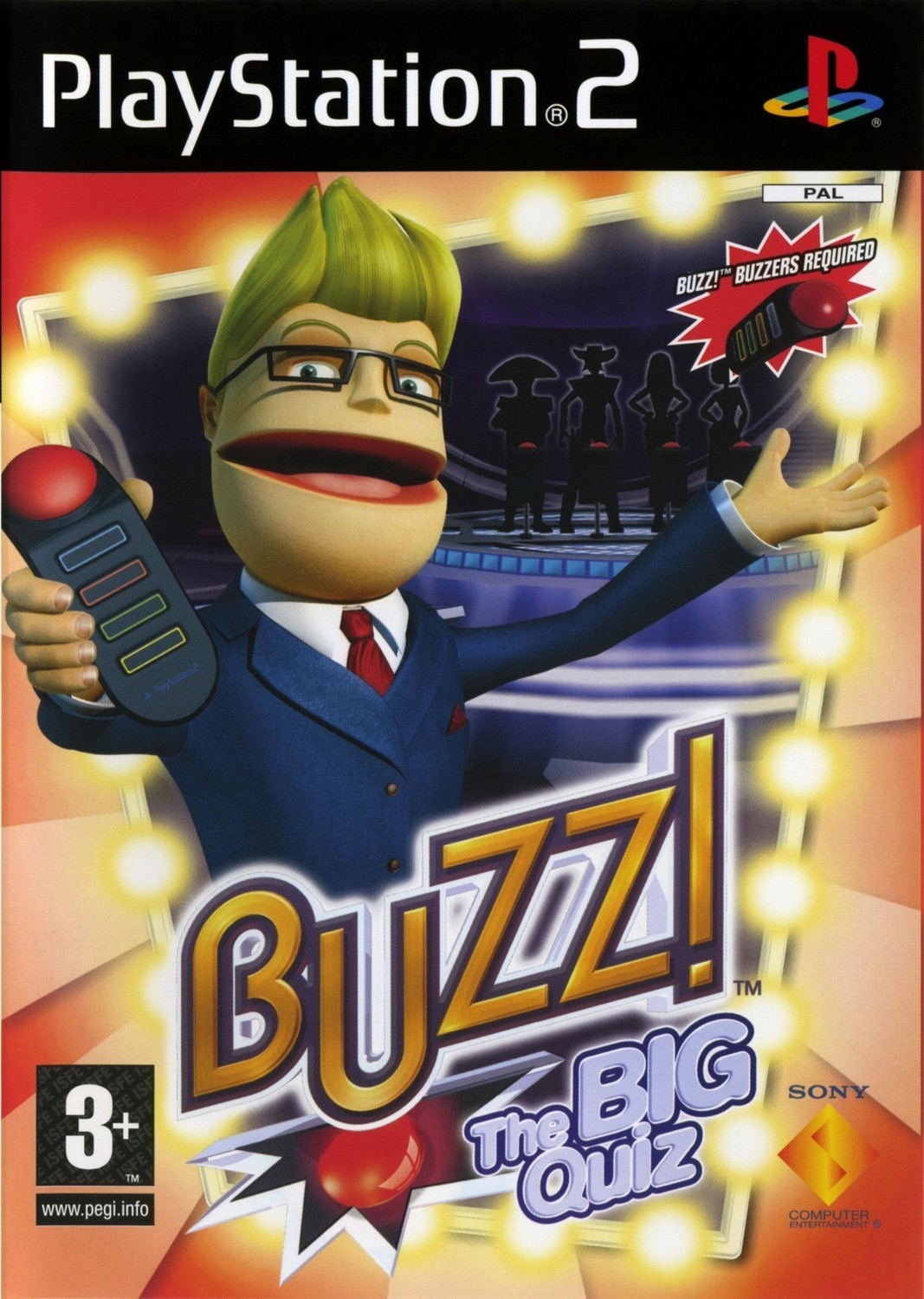 Buzz! The Big Quiz ... (PS2)