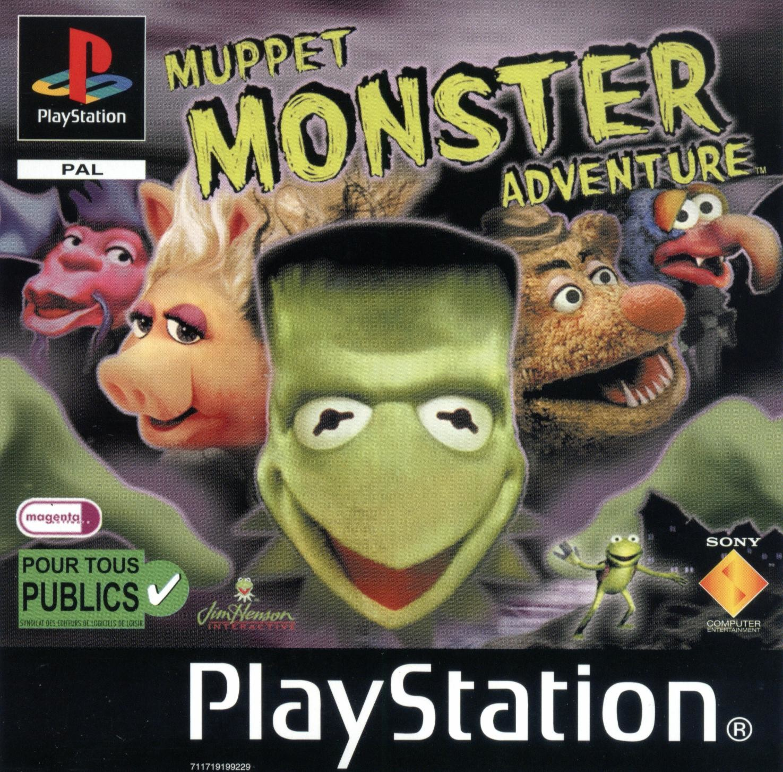 Muppet Monster Adventure - game trailer