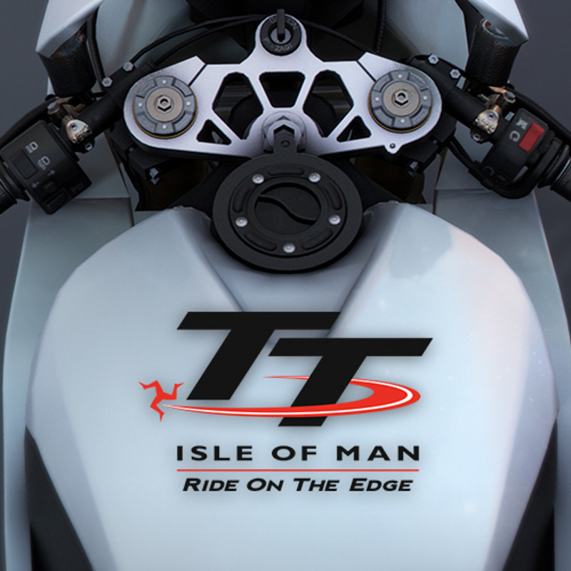 TT Isle of Man / Modeling - UV