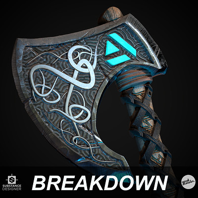 Viking Axe Breakdown