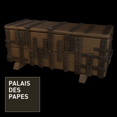Medieval Chests, Part 1