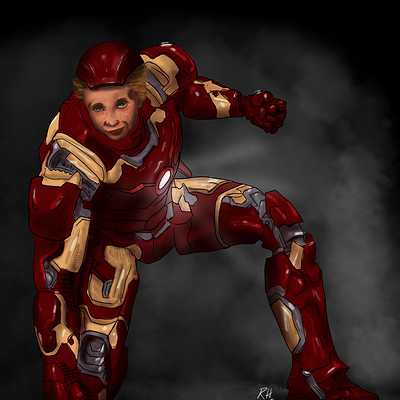 Richard huard ironman